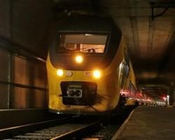 Schipholtunnel NS ProRail Triple Bridge Brandmelding Rookmelding